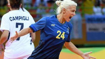 Lovitura dupa lovitura   Calificata in Final Four-ul Ligii, CSM Bucuresti continua transferurile: soseste cea mai buna suedeza in 2016