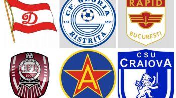 The Inglourious Basterds. Cele 15 echipe romanesti pe care iubim sa le uram