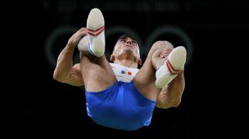 O noua performanta pentru Dragulescu! Argint la sarituri dupa o evolutie aplaudata in picioare de public