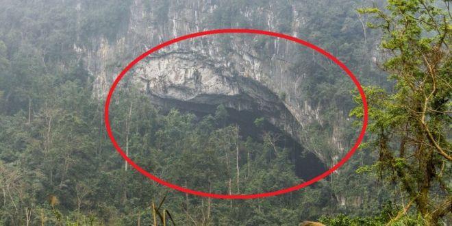 Regatul de sub pamant. Se afla acolo de milioane de ani, dar nimeni nu a observat ce  comoara  ascunde