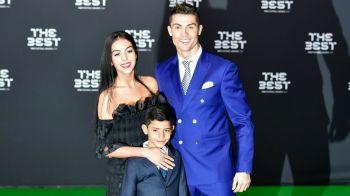 """Cristiano Ronaldo s-a certat cu prietena dupa El Clasico: """"Sa nu mai faci asta niciodata, e ghinion!"""""""