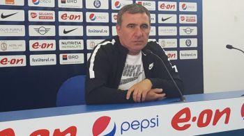 """Bogdan Hofbauer, dupa victoria Viitorului de la Craiova: """"Gica Contra cui?"""""""