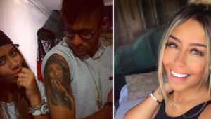 Sora lui Neymar s-a cuplat cu un coleg de-al starului brazilian! Cum arata RAFAELLA: GALERIE FOTO