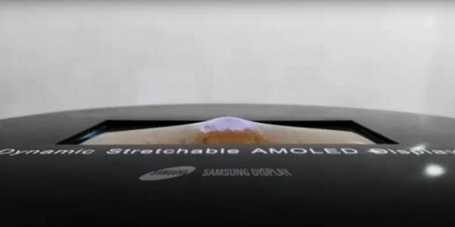 Este primul ecran care poate face asta! Samsung prezinta un display revolutionar