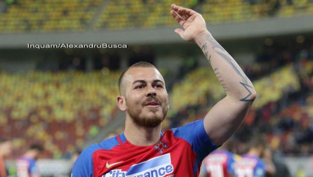 Alibec l-a chemat pe Budescu la Steaua:  Am vorbit cu el, am incercat sa-l conving!