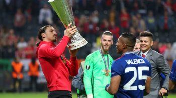 ZLATAN SHOW! Ibrahimovic s-a bucurat ca un nebun dupa al 33-lea trofeu din cariera! Ce a facut la finalul partidei