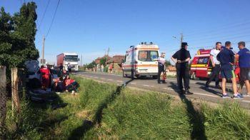 Tragedie la un club din Romania. Un junior a murit intr-un accident teribil. Inca un jucator si antrenorul, in stare grava