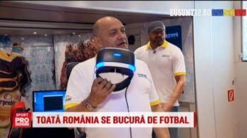 """""""Mama ce senzatie, incredibil!"""" Balint si Stelea au jucat fotbalul viitorului la Targoviste! VIDEO"""