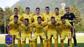 Hagi, din nou capitan pentru Romania! Nationala U21 a batut in Liechtenstein. Puscas a marcat ambele goluri