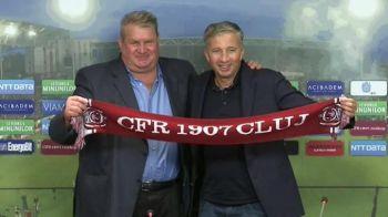 Transfer neasteptat pentru CFR Cluj! Dan Petrescu e aproape sa aduca jucatorul dorit luni intregi de Becali la Steaua