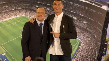 "Spaniolii, in alerta: nu vor sa-l piarda pe Ronaldo. Presedintele Ligii Spaniole: ""Cristiano e nevinovat"""