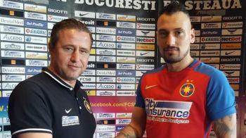 Un nou minim in cariera omului cu care Steaua voia sa intre in Liga Campionilor. Unde a ajuns sa joace Timo Gebhart