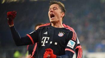 Asta ar fi transferul BOMBA al verii: Lewandowski, OUT de la Bayern? Cu cine a discutat
