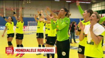 """Neagu: """"Vreau medalie!"""" In ce grupa a picat Romania la mondialul de handbal feminin"""