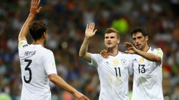 Germania a castigat Cupa Confederatiilor, singurul trofeu care ii lipsea: 1-0 in finala cu Chile!