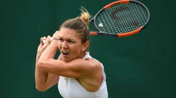 """""""Johanna KONTRA Halep"""". Bogdan Hofbauer scrie despre frustrarea creata de o noua ratare a Simonei in cursa pentru locul 1 WTA"""