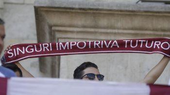 """""""Nu renuntam! Nu se va implica nimeni politic la Rapid!"""" Primarul Tudorache a anuntat prima legenda care se alatura proiectului"""