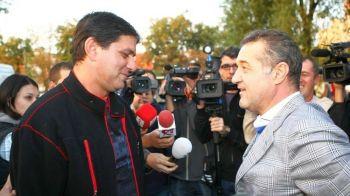 """""""Lui Lacatus ii dau 15.000 € pe luna si uita de CSA Steaua. Lui Iovan ii dau 10.000 €!"""" Reactia lui Becali dupa ce Steaua Armatei a prins viata"""