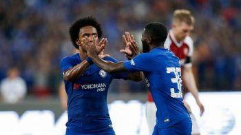 Chelsea a spulberat-o pe Arsenal. Gol fabulos al lui Batshuayi: VIDEO
