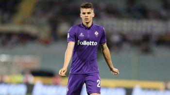 Porecla de italian primita de Ianis Hagi la Fiorentina! Cum ii spune antrenorul