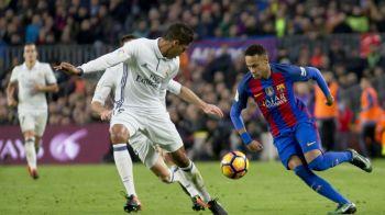 "Anunt BOMBA! Neymar este chemat la Real Madrid: ""Daca tot vrea sa plece de la Barcelona ... """