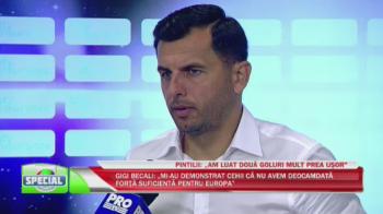 """""""Accidentarea lui Budescu pare destul de grava, vom vedea maine ce are"""". Reactia lui Dica dupa debutul cu egal in cupele europene"""