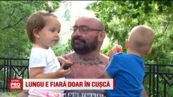 """""""Pentru ei ma bat, sunt totul pentru mine!"""" Sandu Lungu, gata de gala de la Piatra Neamt de sambata de la Sport.ro"""
