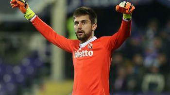 OFICIAL   S-a facut transferul lui Tatarusanu! Portarul a semnat, Fiorentina a confirmat despartirea