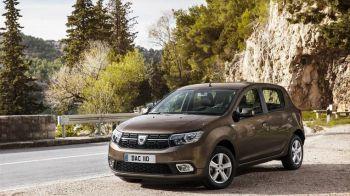 """FOTO Dacia a anuntat noile Logan si Sandero. """"Poti sa intreci o broasca testoasa cu ele si cam atat!"""""""