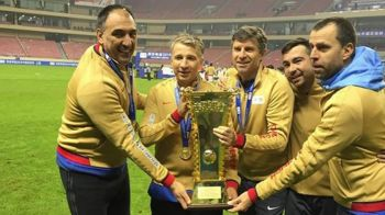 Un nou mare nume vine la CSA Steaua! Cu cine a batut palma echipa lui Marius Lacatus