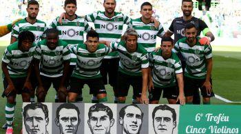 """Reactia managerului lui Sporting, dupa ce a aflat ca portughezii vor veni la Bucuresti: """"E o tragere norocoasa!"""""""