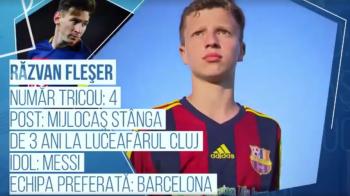 Cu mini-Messi la atac! Romania are o arma tare pentru Mondialul pustilor de la New York, Danone Nations Cup