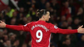 Ibrahimovic, un nou contract cu United! Cand va semna suedezul