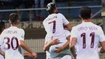 Start perfect pentru Dan Petrescu: CFR 2-0 Voluntari! Omrani si Urko Vera au marcat!