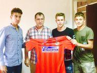 Nu se mai opresc! Steaua a mai transferat 4 jucatori! Becali a luat patru pusti de la Atletico Bucuresti!