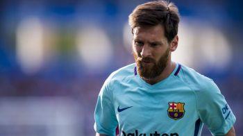 Lovitura pentru Barca: Messi nu vrea sa semneze si poate pleca GRATIS! Anuntul spaniolilor
