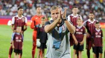 CFR a fost aproape sa dea o lovitura BOMBA: Gardos la Cluj! ! Stelistul de 7,5 milioane a fost la un pas de echipa lui Petrescu
