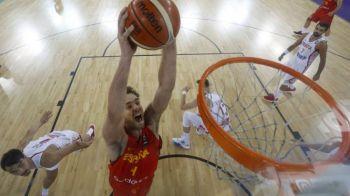 Pau Gasol a scris istorie in Romania! A devenit cel mai bun marcator din istoria Eurobasket la Cluj!