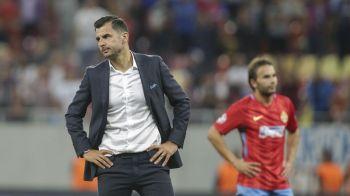 """Dezvaluirile unui jucator de la Steaua: """"Traiesc un adevarat calvar, am fost amenintat de Argaseala"""""""