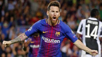Surpriza uriasa dupa prima etapa din grupele Ligii Campionilor! Care este jucatorul care i-a depasit pe Messi si Ronaldo