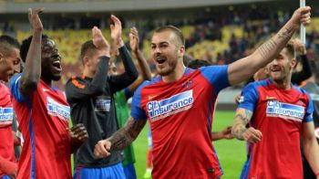 """Nea Gigi ne-a dat multa determinare! Trebuie sa jucam asa si in Liga I"". Cui i-a dedicat Denis Alibec golul marcat cu Plzen"