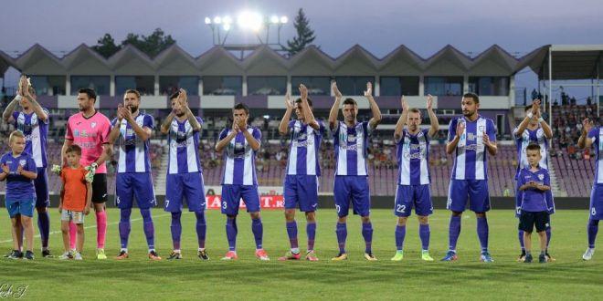 Voluntari 1-0 ACS Poli! INCA un gol pentru Tudorie! De la 21 se joaca Sepsi - Craiova! AICI ai meciurile etapei
