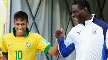 Mesajul cu care Balotelli a iscat valva! Ce i-a scris lui Neymar dupa cearta cu Edinson Cavani