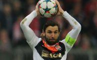 SOC IN CHAMPIONS LEAGUE! Capitanul lui Sahtior, gasit pozitiv la anti-doping dupa meciul cu Napoli