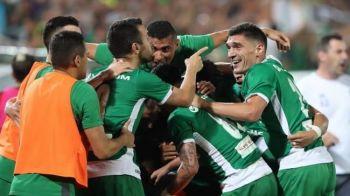 Keseru, EROUL lui Ludogorets in Cupa! A marcat golul victoriei in prelungiri