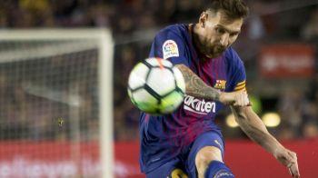 Messi poate bate un nou record spectaculos in istoria La Liga! Daca inscrie in urmatorul meci il depaseste pe legendarul Raul