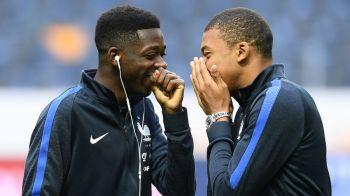 Peste Mbappe si Dembele! Care este cel mai BUN tanar jucator din lume, potrivit L'Equipe
