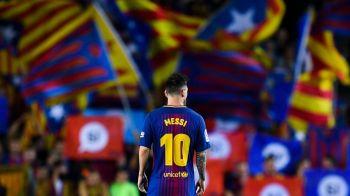"Echipa fabuloasa care ramane fara contract in 2018. Messi, ""cireasa de pe tort"" :)) Cum arata primul ""11"""