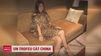 Aparitie inedita a Simonei Halep pe covorul rosu de la Wuhan. Cu gandul la primul loc, romanca a avut timp si de party