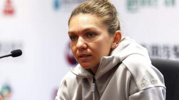 UPDATE: Meciul Simonei Halep, programat marti, in jurul orei 11:00! Monica Niculescu, eliminata de Kiki Bertens in primul tur